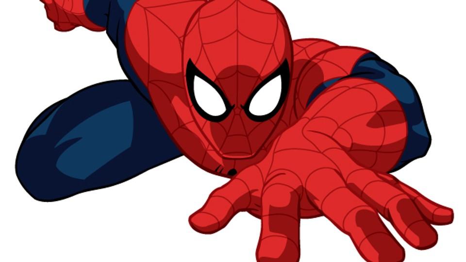 nrk tv den ultimate spiderman