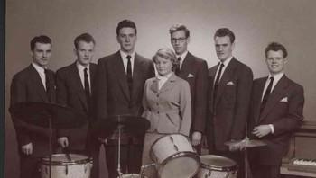Kjell Karlsens orkester 1954