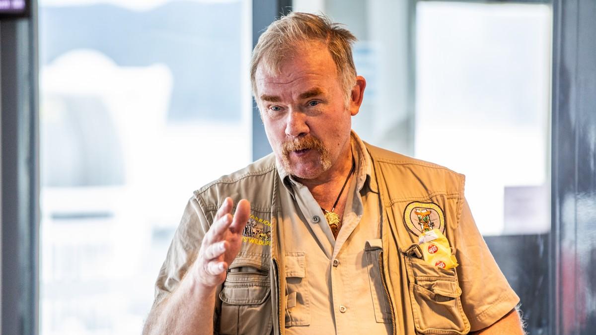 MILJØKRIGER: Kurt Oddekalv startet kampen om broplanene over Bjørnafjorden i 1992. 27 år senere taler 61-åringen fortsatt styresmaktene midt imot.