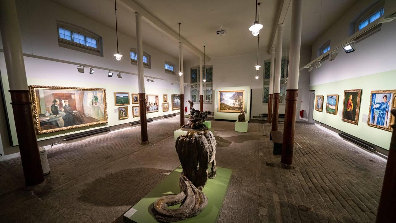 Utstillingen