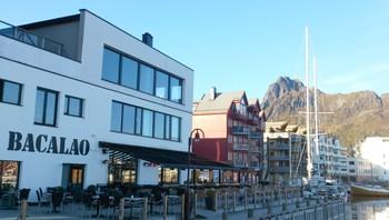 NRKs Lofoten-kontor i Svolvær