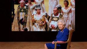 Dronning Elizabeths kroning