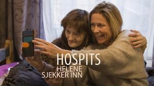 Helene sjekker inn: Hospits