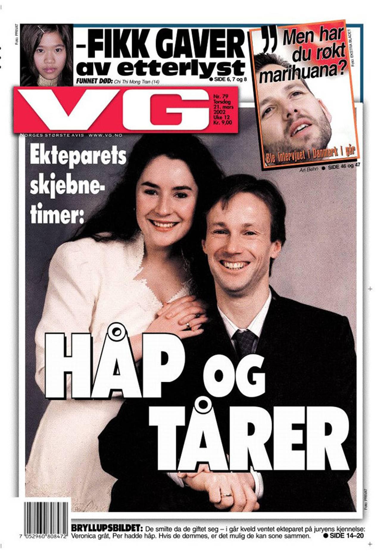 VG-forside 85