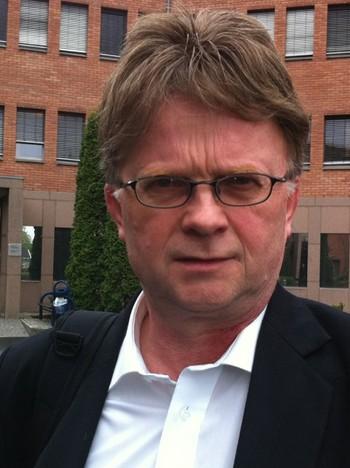 forsvarer Hans Erik Thorsberg