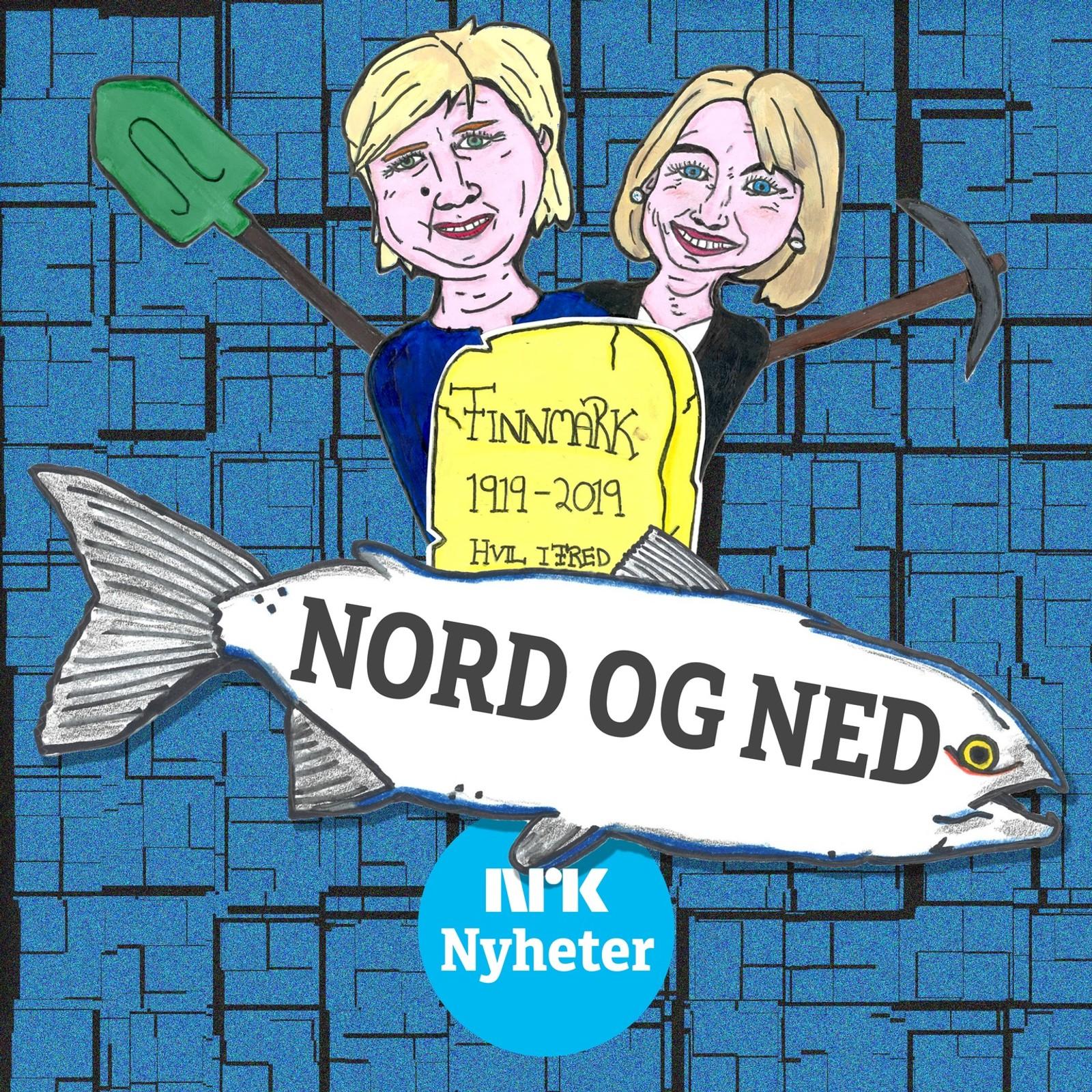Nord og ned