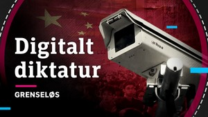 Grenseløs: Digitalt diktatur