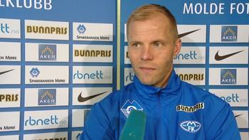 Molde FK bekrefter at den islandske fotballegenden har signert for klubben.