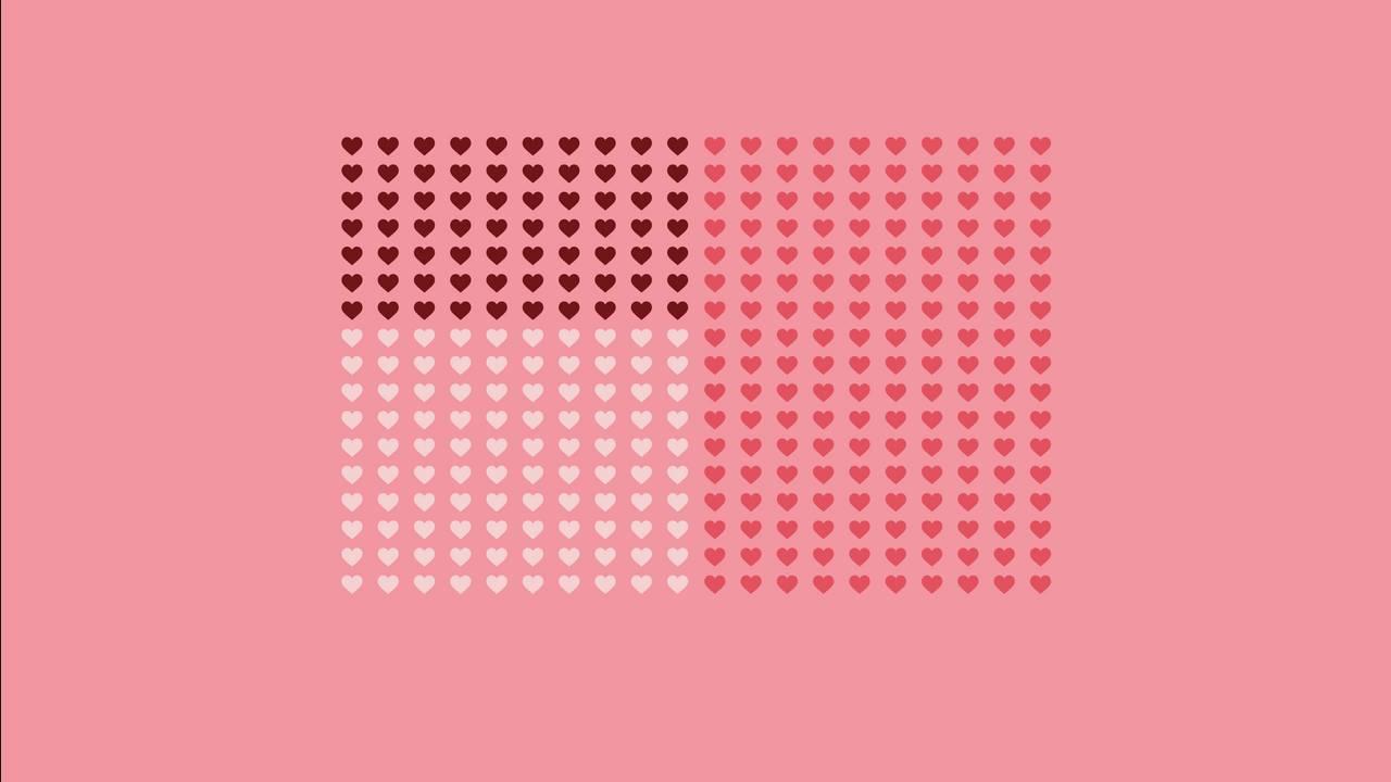 300 hjerter