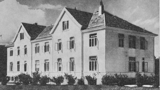 Gloppen tuberkuloseheim.