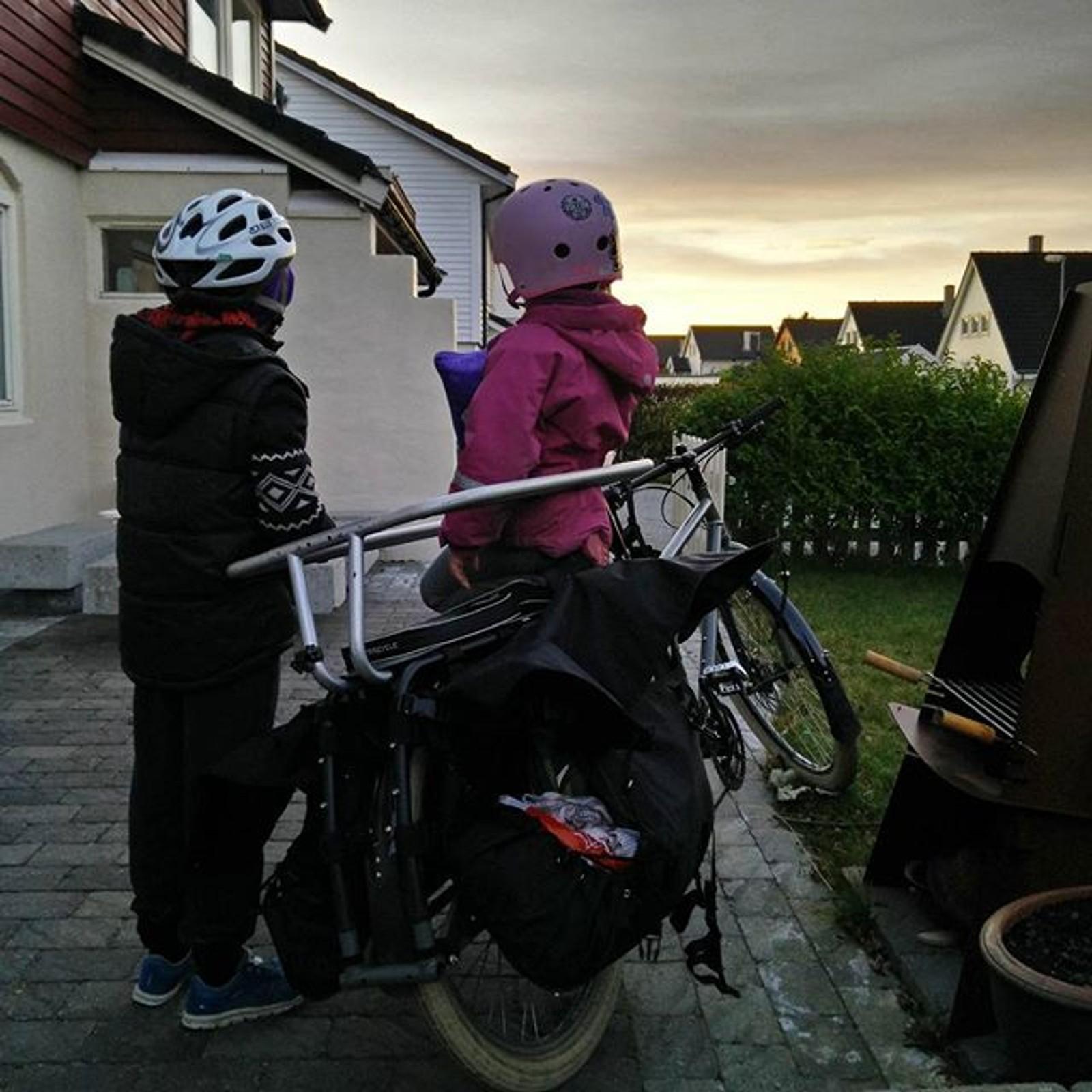 Morgen i Haugesund.