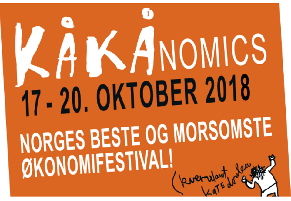 Kåkånomics 2018
