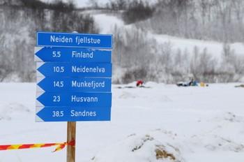 Finnmarksløpet 2012