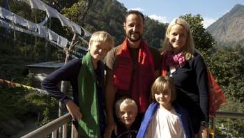 Kronprinsfamilien