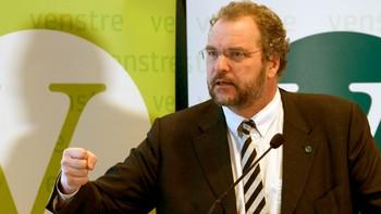 Venstre-leder Lars Sponheim