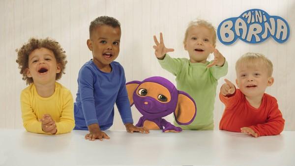 Utforsk verden med Fantus og Minibarna.
