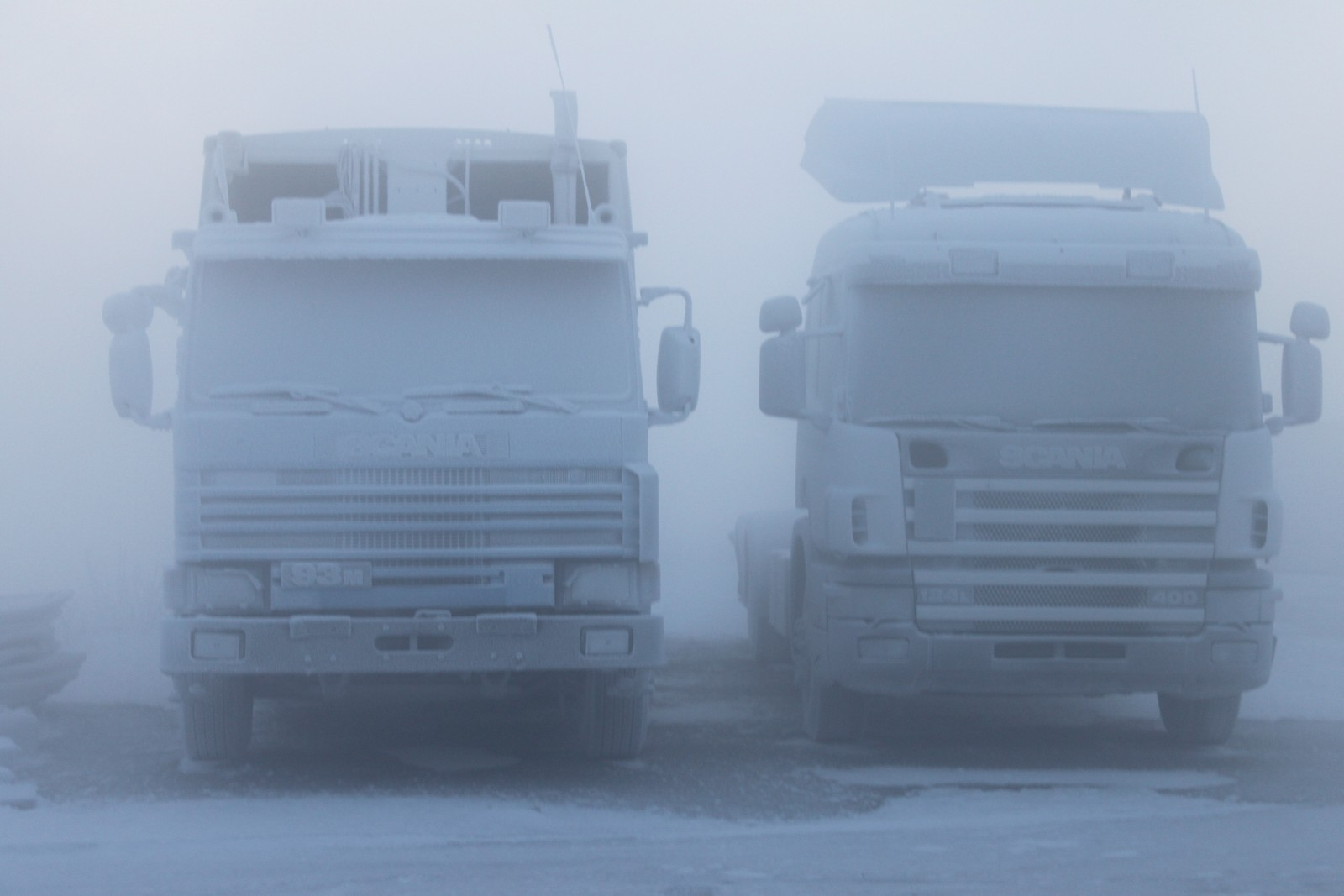 På grunn av kulde har også VEFAS sett seg nødt til å utsette renovasjon i Kautokeino i går og i dag.