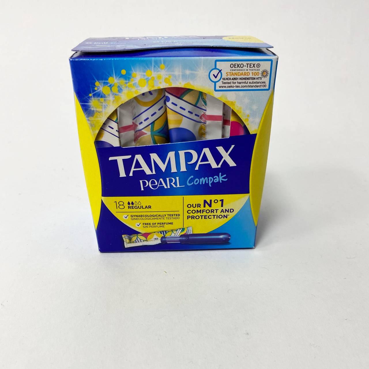 Bilde av Tampax pearl Compak