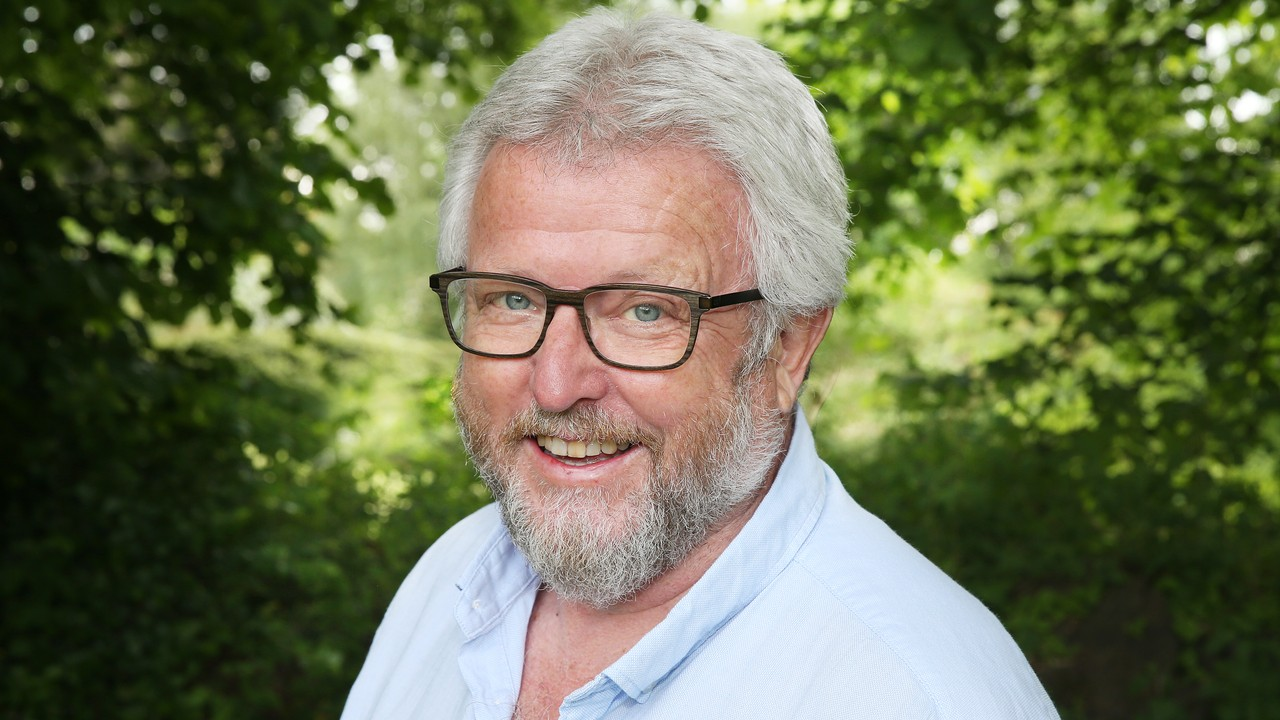 Hans-Petter Jacobsen fra NRKs Ferievikarene
