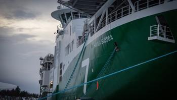 Havila Subsea 7 ved kai