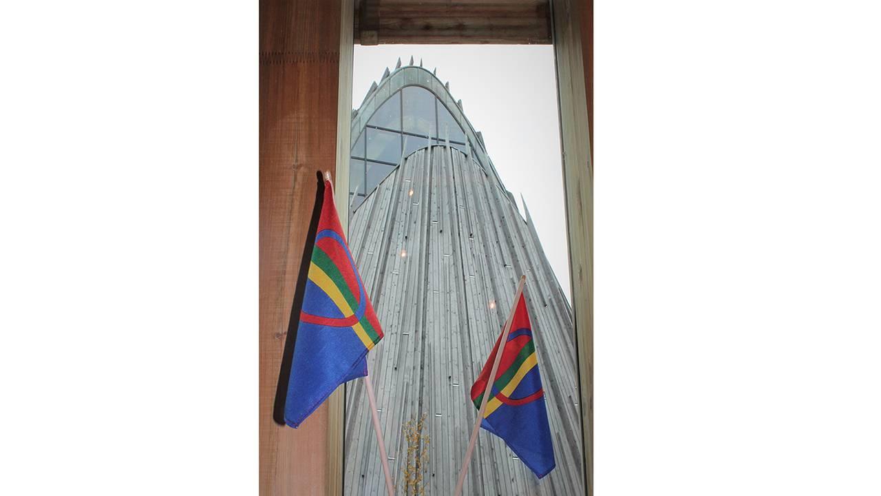Sametinget - Sametingsbygningen