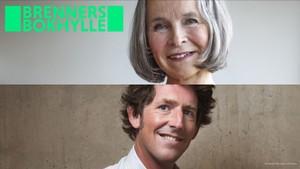 Brenners bokhylle: Odd Nordstoga og Gro Nylander