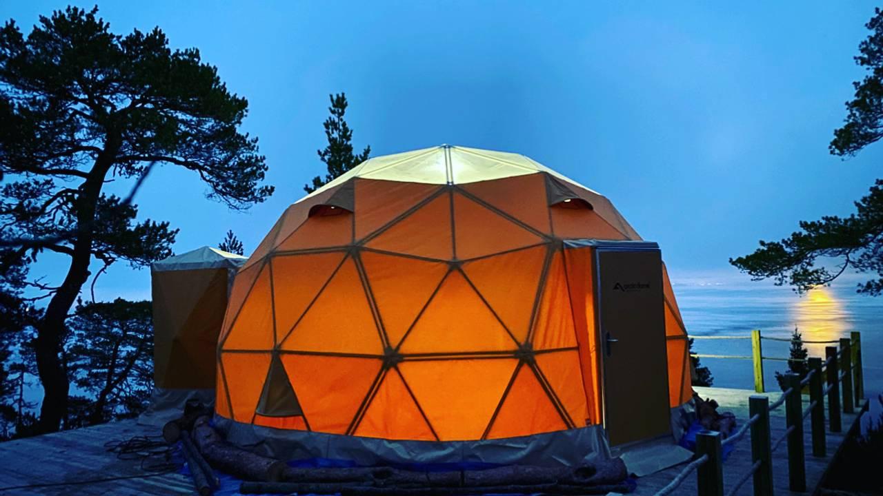 Forest Domes, Ytterøy