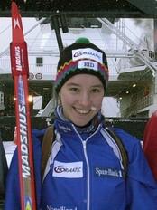 Stine Øvreberg.