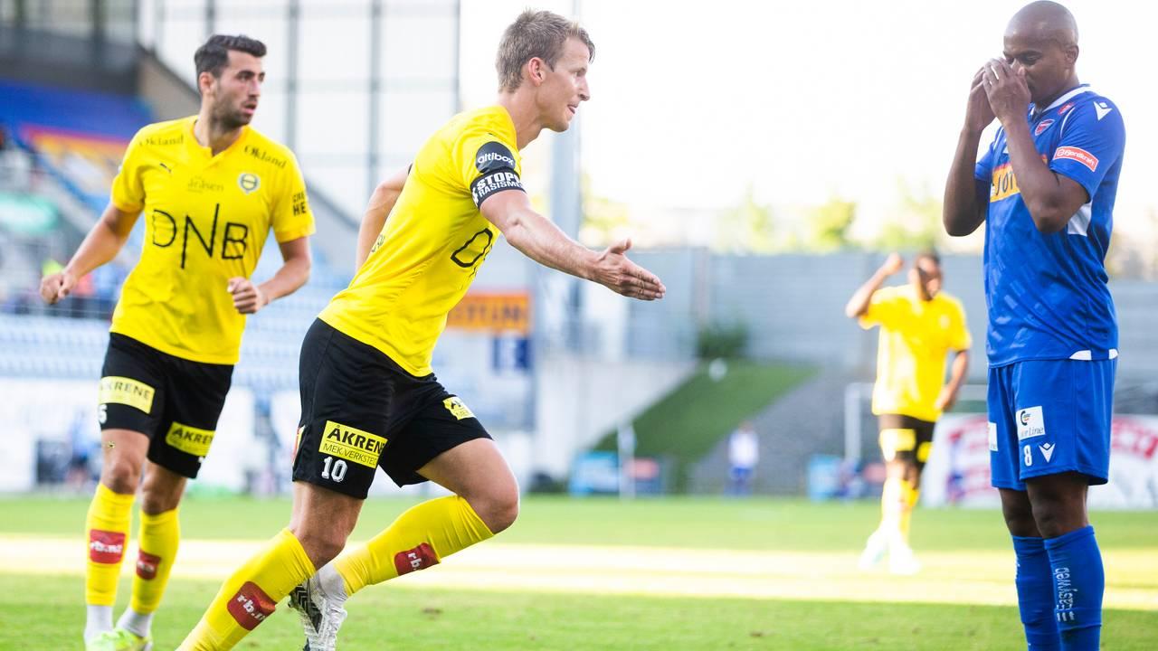 Eliteserien fotball 2021: Sandefjord - Lillestrøm