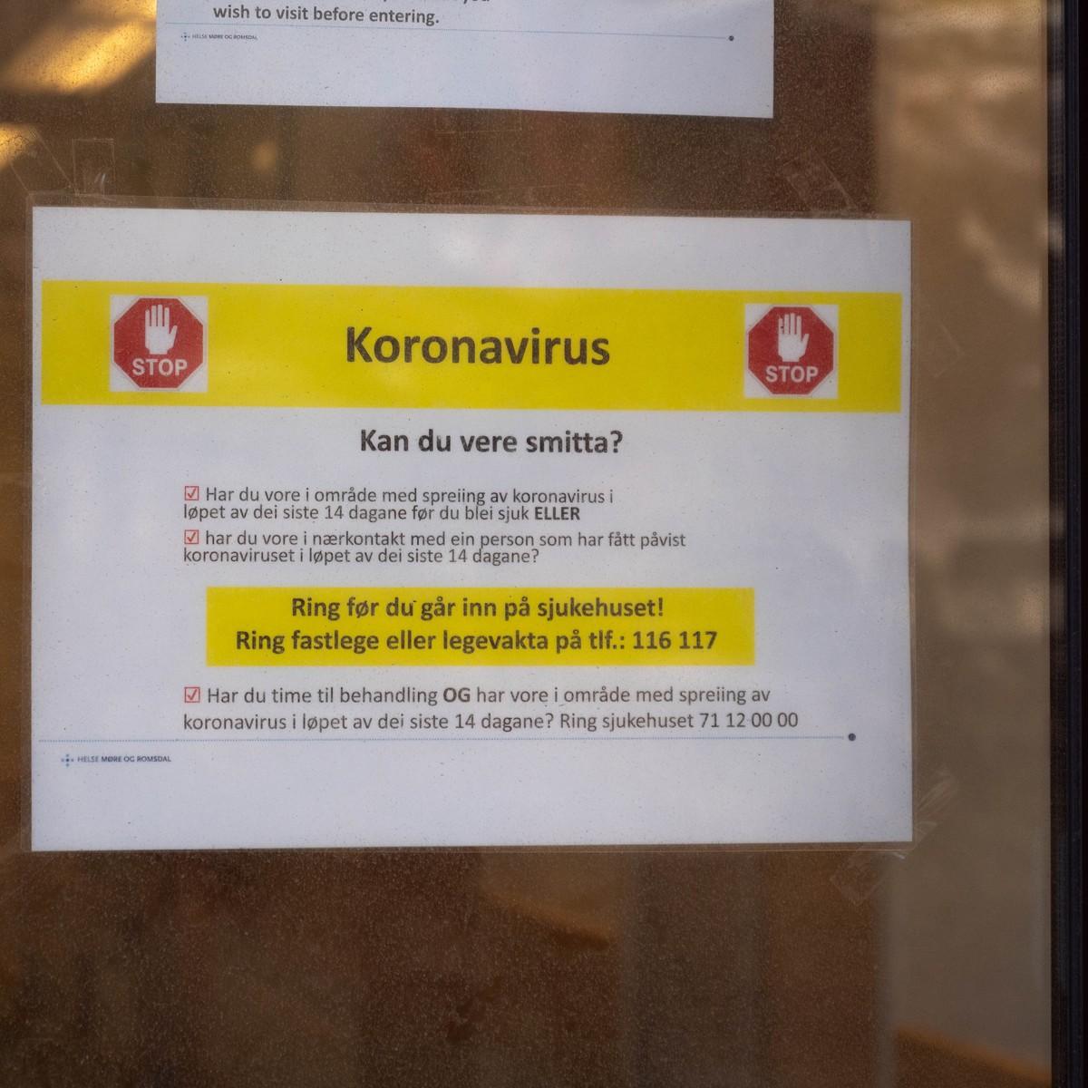 Fhi App Skal Lagre Info Om Dine Bevegelser I 30 Dager Nrk Norge Oversikt Over Nyheter Fra Ulike Deler Av Landet