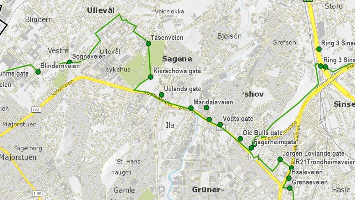 Na Kommer De Nye Bomstasjonene I Oslo Nrk Oslo Og Viken Lokale