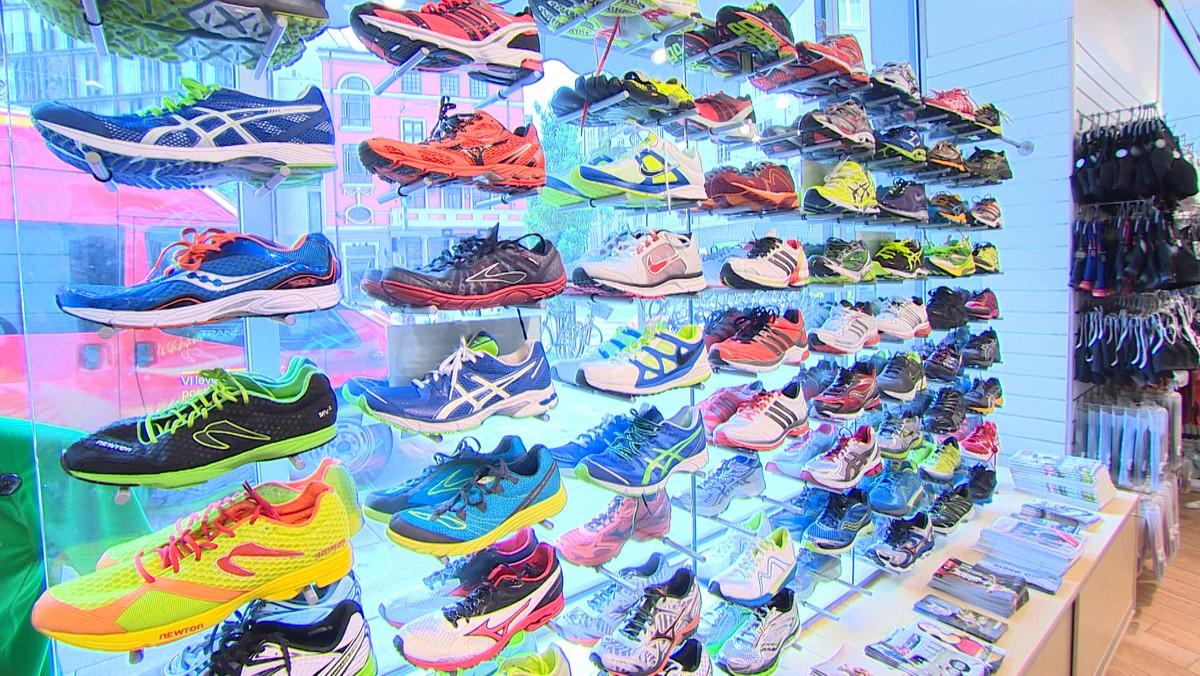 Test av joggesko – NRK Livsstil – Tips, råd og innsikt