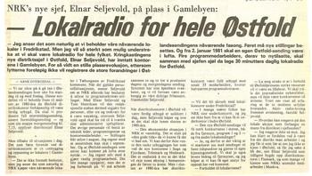 NRK Østfold