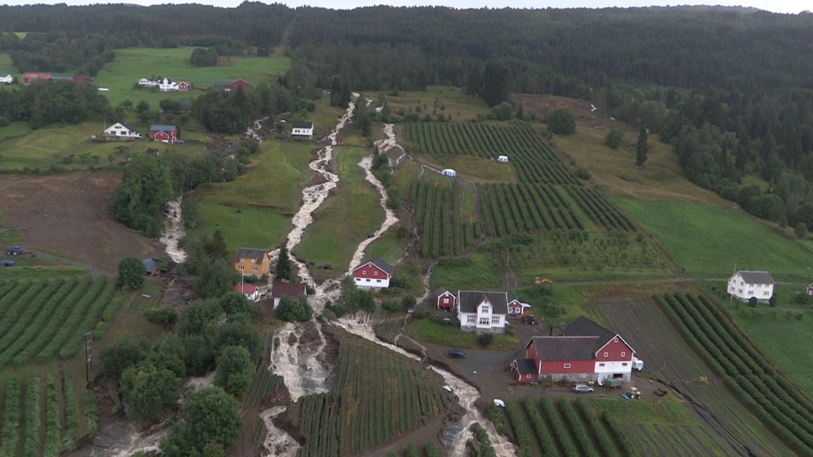 Bruland i Utvik