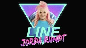 Line jorda rundt: 1. episode