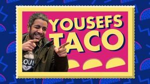 Yousefs taco: 1. Chihuahua-taco