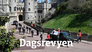Prins Philip gravlagt på Windsor slott