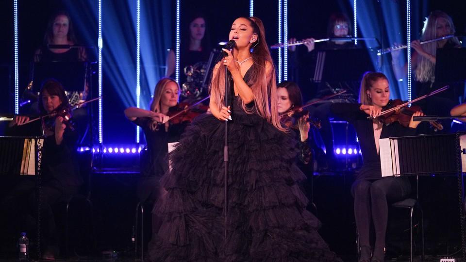 En eksklusiv kveld med Ariana Grande