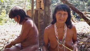 Waorani-kvinner