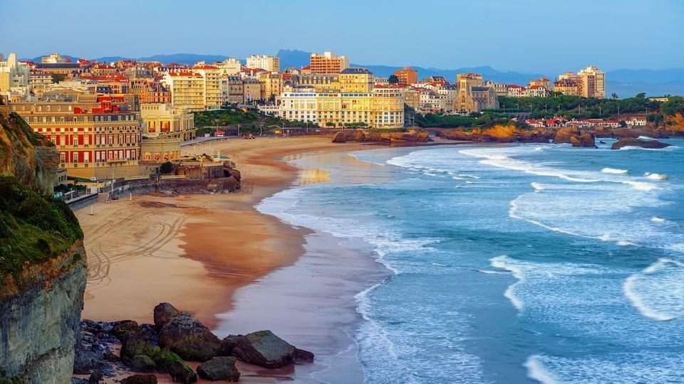 Reise til Biarritz