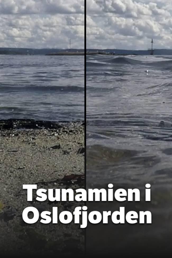 Bølger på strand
