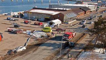 Dødsulykke på Sortland 2.0