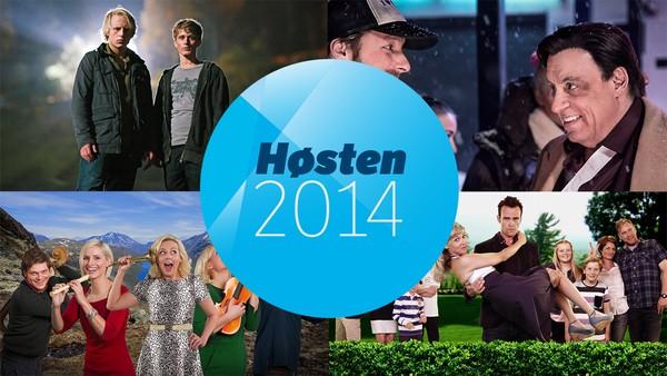 Slik blir TV-høsten 2014