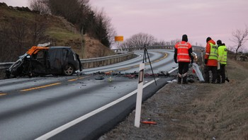 Dødsulykke Rennesøy