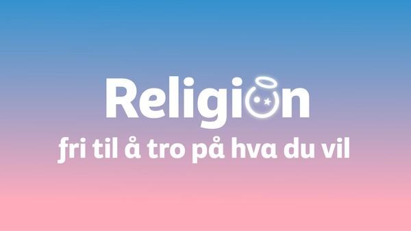 Temadagene 2021 på NRK Super handler om religion og livssyn.