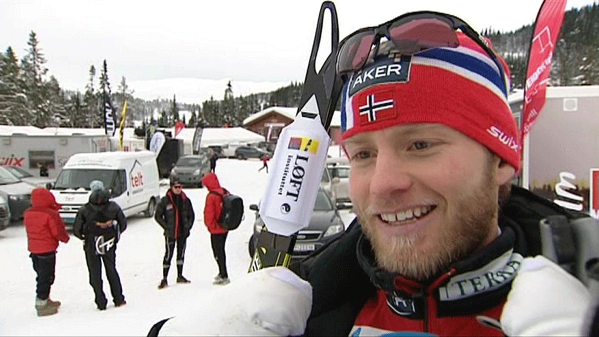 60 lopere har langrenn som yrke u2013 NRK Sport Sportsnyheter, resultater og sende