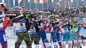 Skiskyting - VM