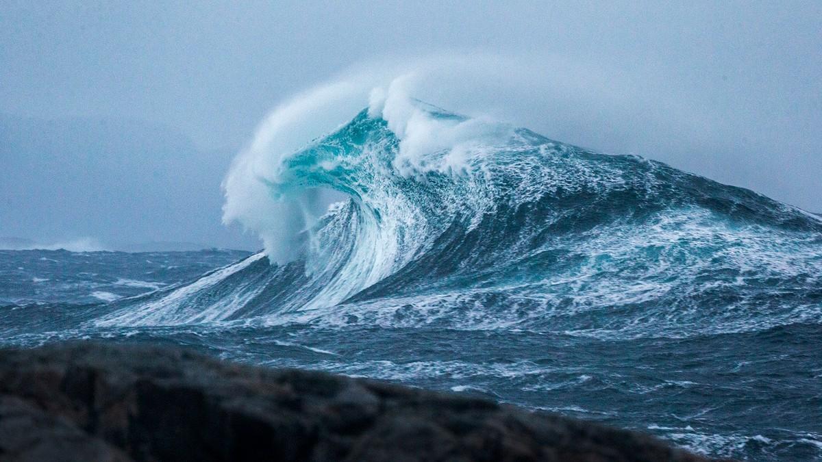 Statsmeteorologen er sikker i sin sak: – Den sterke vinden er ikke en trend