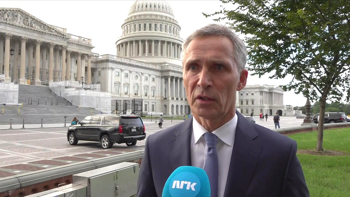Stoltenberg om Norges Libya-bombing: – Ville ha gjort det samme igjen