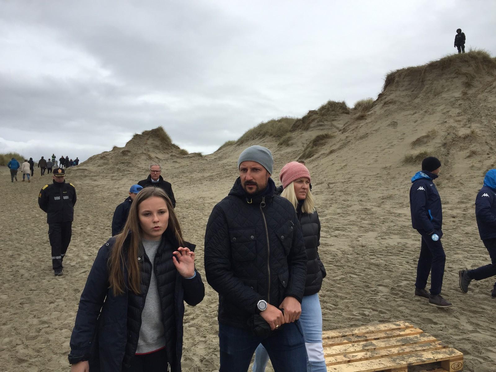 Det er første gang surfe-EM blir arrangert i Skandinavia. Kronprinsen har selv vært en pådriver for at Norge og Jæren skulle få mesterskapet.